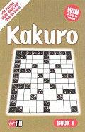 Kakuro Book 1