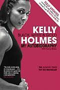 Kelly Holmes Black, White & Gold.