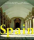 Spain Interiors Gardens Architecture Lan