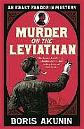 Murder On The Leviathan Uk Edition