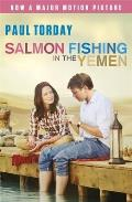 Salmon Fishing in the Yemen. Paul Torday Cover