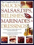 Sauces, Salsas, Dips, Relishes, Marinades & Dressings