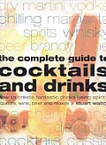 Complete Guide To Cocktails & Drinks