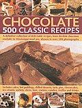 Chocolate: 500 Classic Recipes