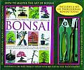 The Complete Practical Encyclopedia of Bonsai Kit: How to Master the Art of Bonsai: A 256-Page Practical Book and Set of Professional Bonsai Tools