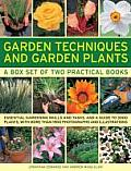 Garden Techniques and Garden Plants Boxed Set