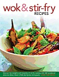 Wok & Stir-Fry Recipes: Discover...