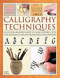 Calligraphy Techniques An...