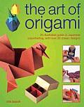 The Art of Origami: An Illustrated Guide to Japanese Paper Folding, with Over 30 Classic Designs
