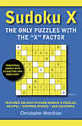 Sudoku X The Only Puzzles With The X Fac