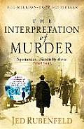 Interpretation of Murder Uk Cover
