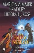 Clingfire Trilogy #01: The Fall Of Neskaya by Marion Zimmer Bradley