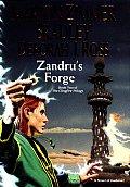 Clingfire Trilogy #02: Zandru's Forge (the Clingfire Trilogy, Volume 2) by Marion Zimmer Bradley