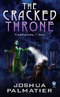 The Cracked Throne Cover