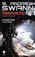 Prophets: Apotheosis: Book One Cover
