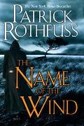 The Name of the Wind (The Kingkiller Chronicles #1) Cover