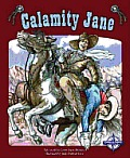calamity jane  tall tales  the imagination  new hardcover larry dane brimner