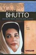 Benazir Bhutto: Pakistani Prime Minister and Activist (Signature Lives Modern World)