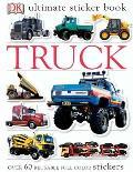 Ultimate Truck Sticker Book