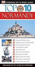 Top 10 Normandy (DK Eyewitness Top 10 Travel Guides)