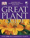 AHS Great Plant Guide, 3rd Edition Cover