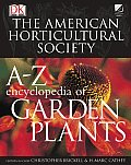 American Horticultural Society A-Z Encyclopedia of Garden Plants Cover