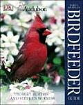 National Audubon Society North American Birdfeeder Guide