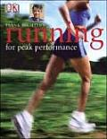 Frank Shorter's Running for Peak Performance Cover