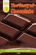 Dk Readers Story Of Chocolate Level 3