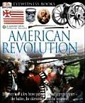 American Revolution (DK Eyewitness Books) by Stuart Murray