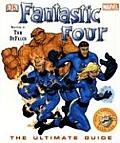 Fantastic Four Ultimate Guide Cover