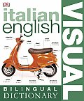 Italian English Bilingual Visual Dictionary (DK Visual Dictionaries) Cover
