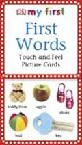 First Words Touch & Feel Picture Cards