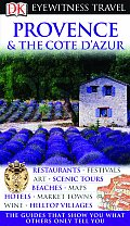 Provence and the Cote D'Azur (DK Eyewitness Travel Guides)