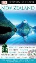 New Zealand (DK Eyewitness Travel Guides)