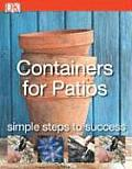 Simple Steps Containers For Patios