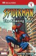 Spider Man The Amazing Story Dk Read Lv1