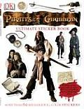Pirates of the Caribbean With More Than 60 Reusable Stickers