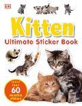 Kitten Dk Ultimate Sticker Book