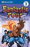Fantastic Four The Worlds Greatest Superteam