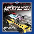 Pinewood Derby Speed Secrets: Design and Build the Ultimate Car Cover
