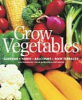 Grow Vegetables Cover