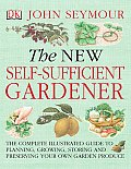 The New Self-Sufficient Gardener Cover