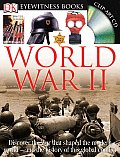World War II with CDROM (DK Eyewitness Books)