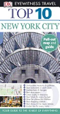 Top 10 New York with Map (DK Eyewitness Top 10 Travel Guides)