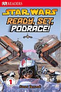 Star Wars Level 1 Reader Ready Set Podrace