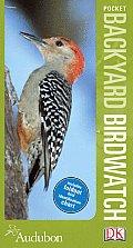 Audubon Pocket Backyard Birdwatch with Charts