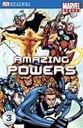 Amazing Powers Marvel Heroes Level 3