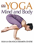 Yoga Mind and Body (DK Living) Cover