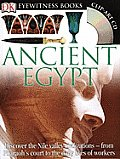 Ancient Egypt with CDROM and Charts (DK Eyewitness Books)